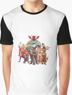 The DnD Group Graphic T-Shirt