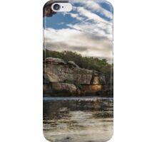 Wattamolla Beach pano iPhone Case/Skin