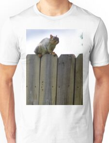 On The Fence Unisex T-Shirt