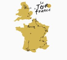 Le Tour de France 2014 by Andy Farr