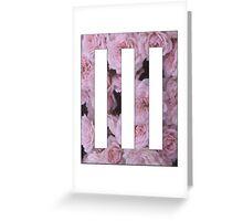 rose paramore Greeting Card