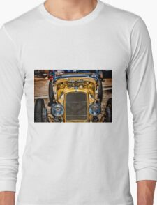 Golden Ford Roadster Long Sleeve T-Shirt