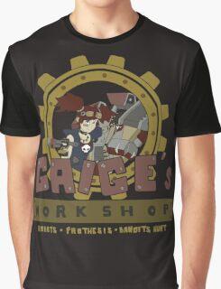 Gaige's Workshop Graphic T-Shirt