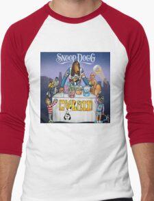 Snoop Dogg Coolaid Men's Baseball ¾ T-Shirt