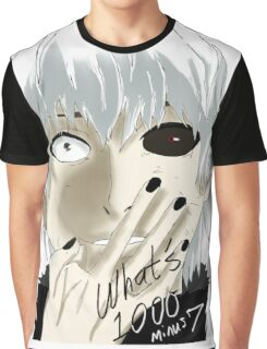 Kaneki Ken Graphic T-Shirt