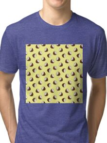 COCONUT RAIN / yellow Tri-blend T-Shirt