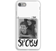 Spoby: Spencer x Toby iPhone Case/Skin