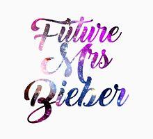 Future Mrs Bieber - Justin Bieber  Women's Fitted Scoop T-Shirt