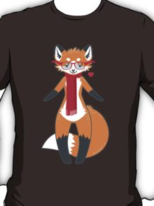 Nerdy Knitwear FOX T-Shirt