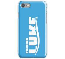 Finding Luke iPhone Case/Skin
