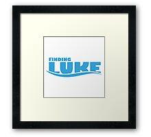 Finding Luke Framed Print