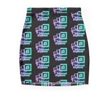 Internet Explorer  Mini Skirt