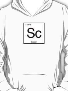 Sc for Soccer Element tshirt for Soccer fans T-Shirt
