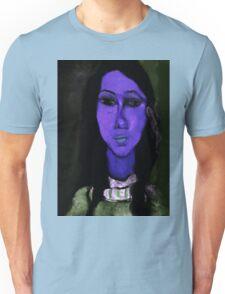 portrait of alice Unisex T-Shirt