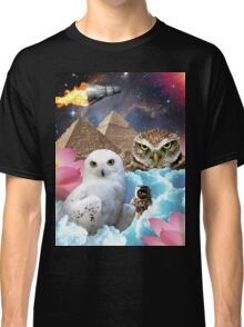 I Dream of Space Owls Classic T-Shirt