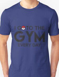 Pokemon - Go to the GYM Unisex T-Shirt
