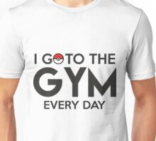 Pokemon - Go to the GYM Unisex T-Shirt