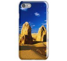 Pinnacles Desert, Nambung NP iPhone Case/Skin