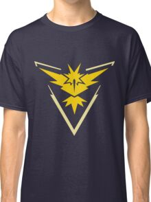 Pokemon GO - Team Instinct (Yellow) Classic T-Shirt