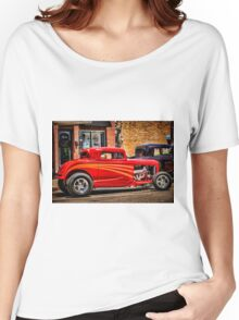 Custom Hotrod Women's Relaxed Fit T-Shirt