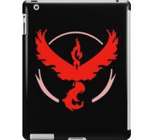 Pokemon GO - Team Valor (Red) iPad Case/Skin