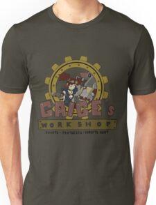 Gaige's Workshop (for light color tees) Unisex T-Shirt