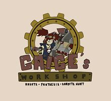 Gaige's Workshop (for light color tees) Unisex T-Shirt