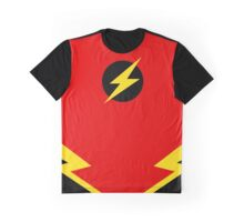 Flash Beyond Symbol Graphic T-Shirt