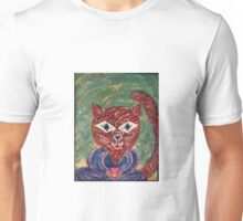 Zen kitty Unisex T-Shirt