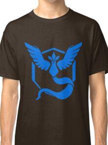 Pokemon GO - Team Mystic (Blue) Classic T-Shirt