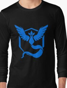Pokemon GO - Team Mystic (Blue) Long Sleeve T-Shirt
