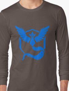 Pokemon GO - Team Mystic (Blue) Long Sleeve T-Shirt