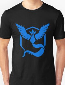 Pokemon GO - Team Mystic (Blue) Unisex T-Shirt
