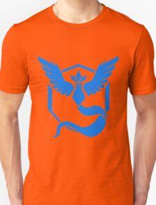 Pokemon GO - Team Mystic (Blue) Unisex T-Shirt