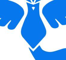 Pokemon GO - Team Mystic (Blue) Sticker