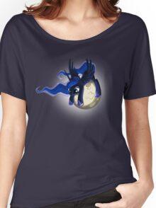 Luna's Moon Women's Relaxed Fit T-Shirt