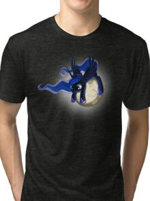 Luna's Moon Tri-blend T-Shirt