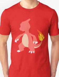 Kanto Starters - Charmeleon T-Shirt