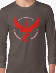 Pokemon Go Valor Shirt Long Sleeve T-Shirt