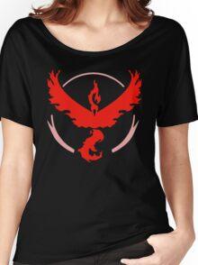 Pokemon Go Valor Shirt Women's Relaxed Fit T-Shirt