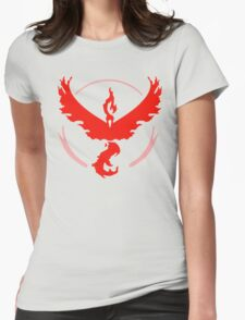 Pokemon Go Valor Shirt Womens Fitted T-Shirt