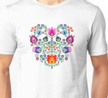 Folk Pattern Unisex T-Shirt