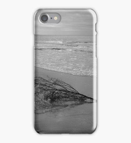 Driftwood - Good Harbor Beach iPhone Case/Skin