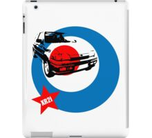 Fiesta XR2i Classic Car iPad Case/Skin