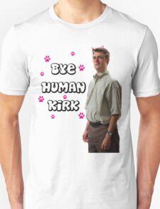 Human Kirk Unisex T-Shirt
