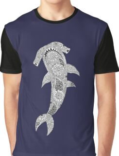 Hammerhead Shark Graphic T-Shirt