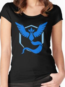 Pokemon Go Mystic Shirt Women's Fitted Scoop T-Shirt