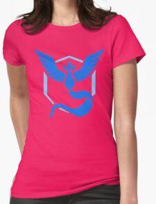 Pokemon Go Mystic Shirt Womens Fitted T-Shirt