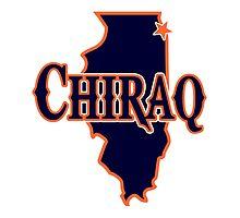 Chiraq Chicago Bears by DWPickett