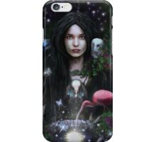 The Feather Mistress iPhone Case/Skin